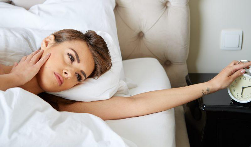 Nedostatok spánku – negatívne účinky
